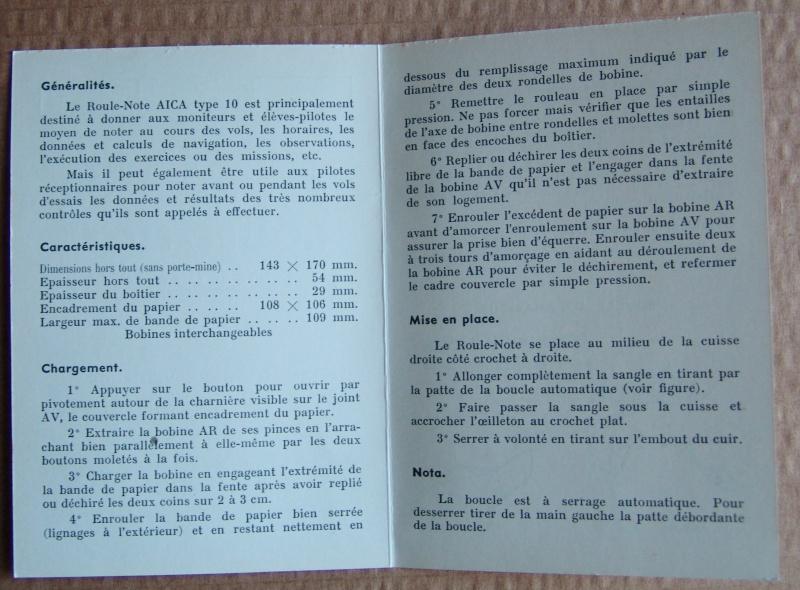Roule-note AICA des Pilotes français 400084DSC00640