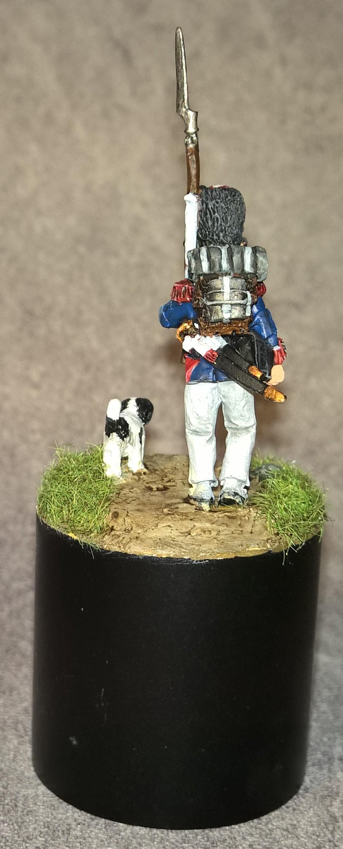 7ème régiment d infanterie légère - 1812 - Petite surprise ! 400170Grognardetchien3