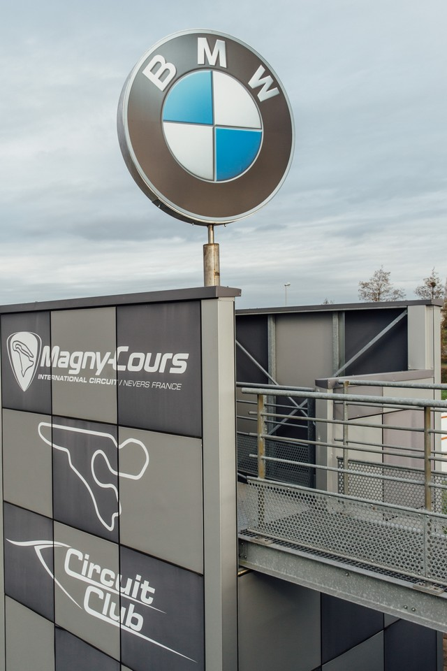 BMW a officialisé le 9 mars son partenariat avec le Circuit de Nevers Magny-Cours  400857P90250619highRespartnershipbetween