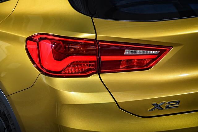 La nouvelle BMW X2 Silhouette élégante, dynamique exceptionnelle 401213P90278966highResthebrandnewbmwx2