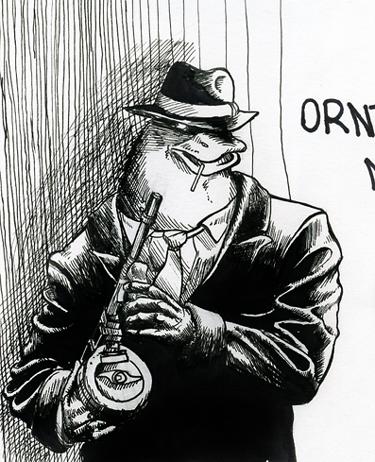 Ornithorynx'murder 401646gangsterornithopng