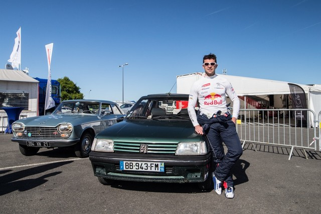 Franc Succès Pour Le 1er Rendez-Vous Des Rencontres Peugeot Sport 401737IMG5192