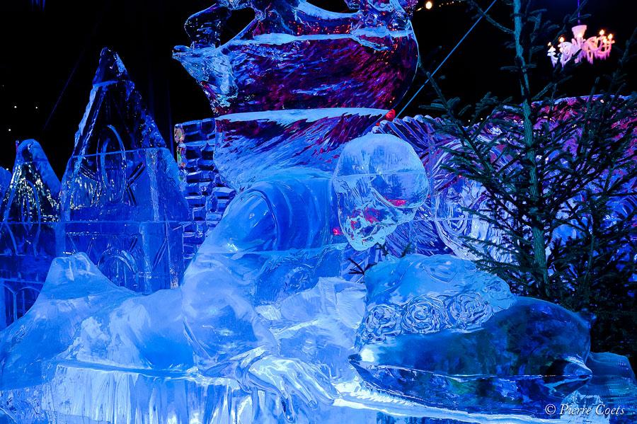 Sculpture sur glace à Bruges 403253PIE2535