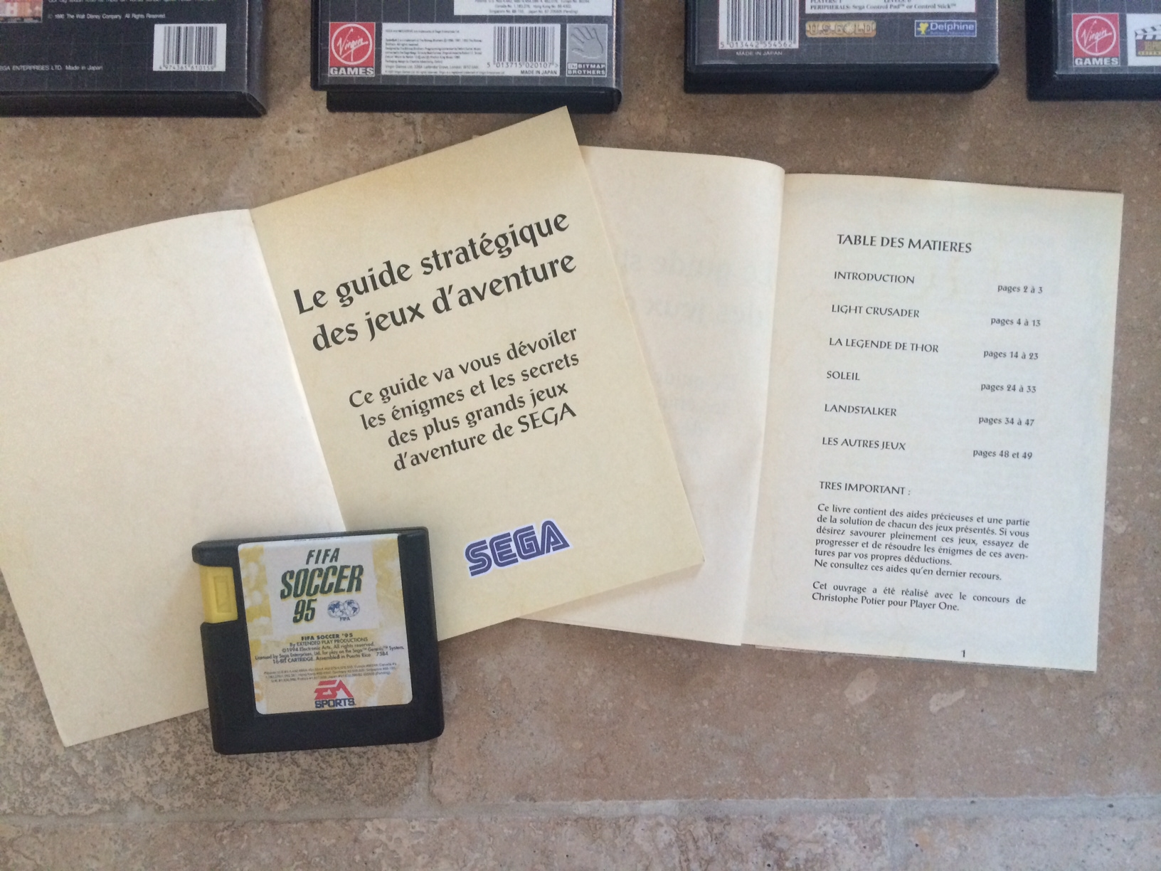 [VDS] lot de jeux megadrive pal  - a supprimer - nouv topic en cours 404178photo28