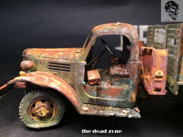 The dead zone - Zil 151 - 1/35 Zvezda 404220IMG5207