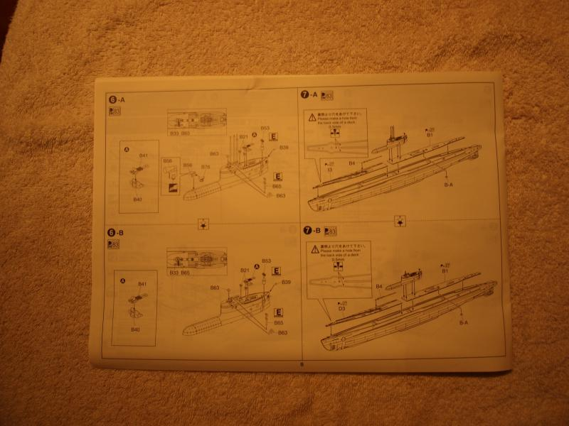 Sous marin I41 japonais  404485P9183313
