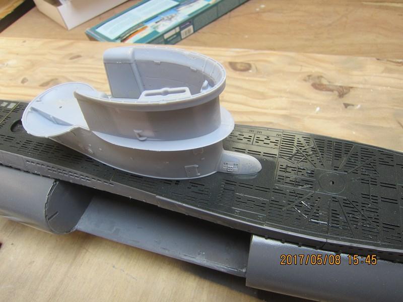 U-boat U 96 1/48 405502IMG4630Copier