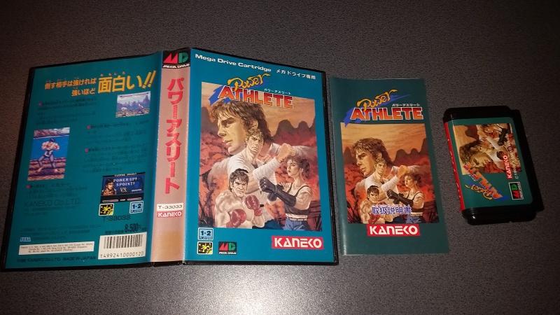 VDS pack MD2 jap ! Lot de 51 jeux Master System + Jeux MD JAP 40777420170703230040
