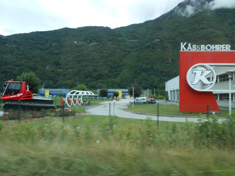 Pistenbully à Tours en Savoie - Kässbohrer ESE 407775DSCN1341