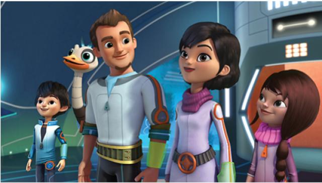 Miles dans l'Espace [Disney Television - 2015] 408965tc4