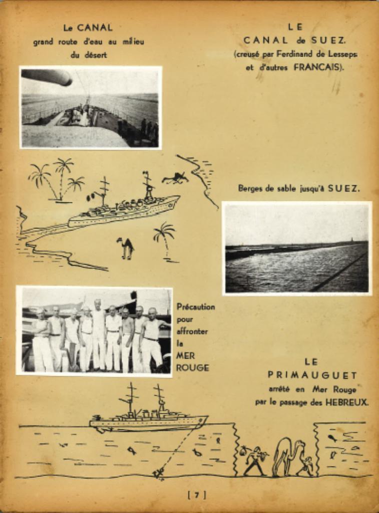 PRIMAUGUET (CROISEUR) - Page 2 409525398