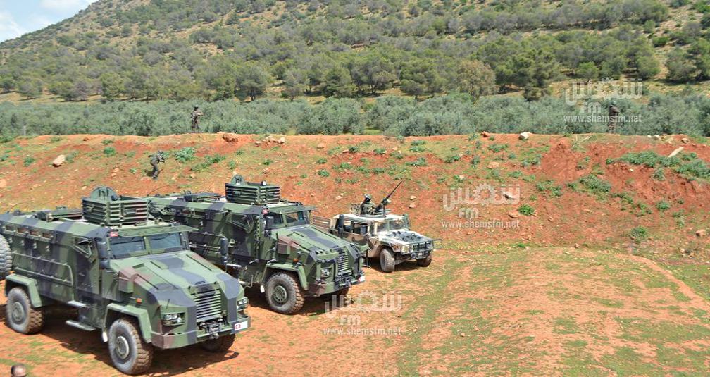 Armée Tunisienne / Tunisian Armed Forces / القوات المسلحة التونسية - Page 10 4102122