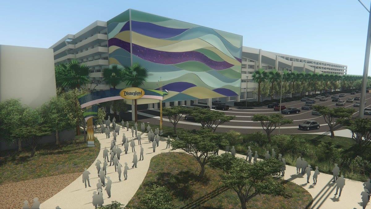 [Disneyland Resort] Projet de troisième parc et nouveaux parkings - Page 3 410811parkgaragedl2