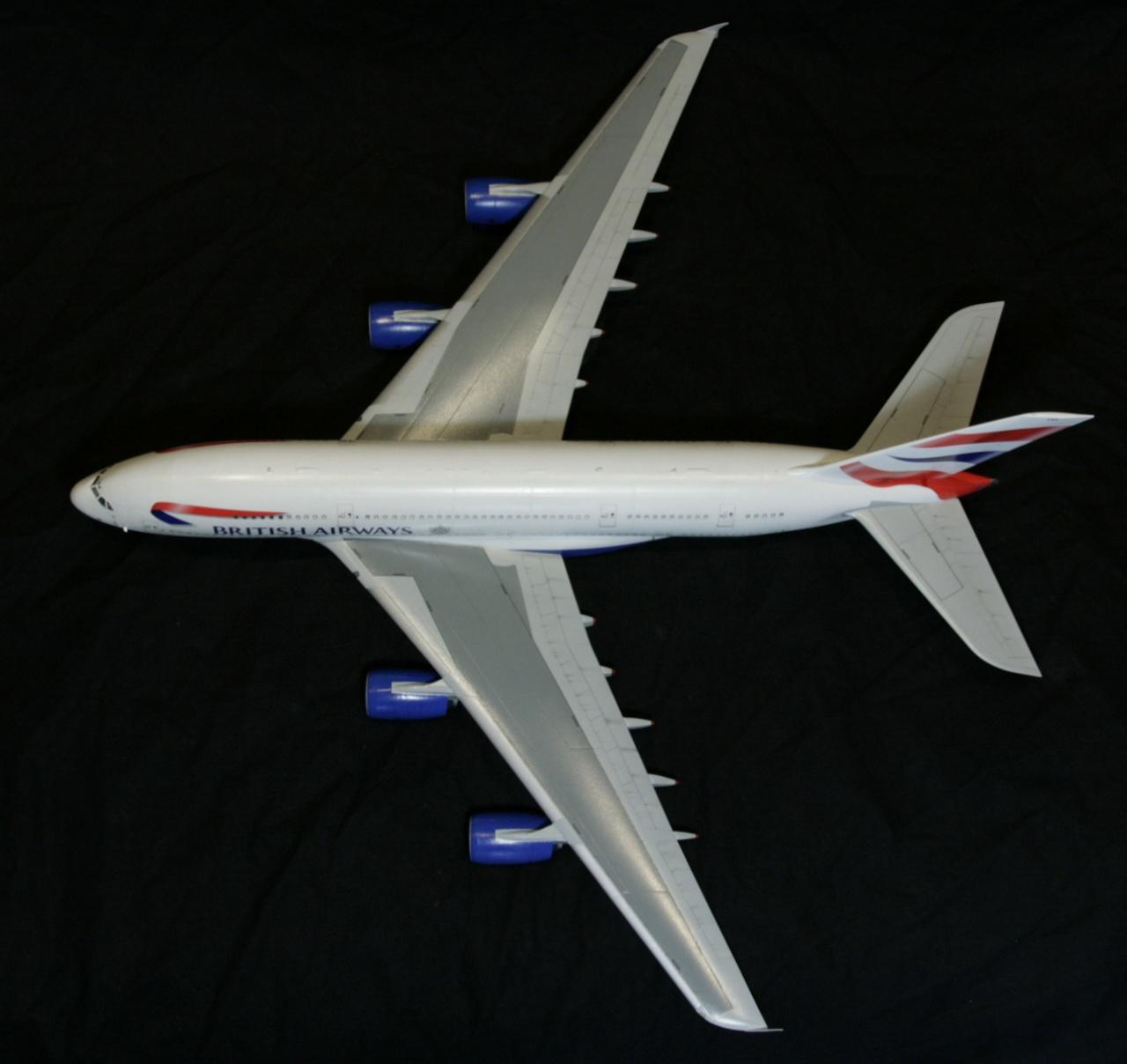 A380-800 British Airways Revell.1/144° 410956MG0766