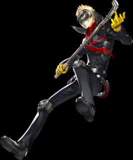 Persona 5 (PS3/PS4 - Anime) 411025P5RyujiSakomotoPhantomThief