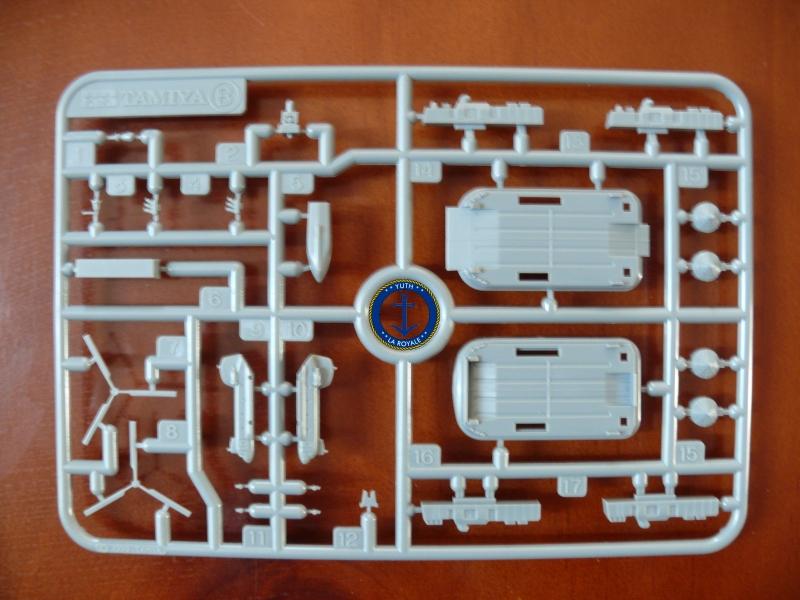 JMSDF LST Osumi 1/700 (Tamyia) 411132P1080418