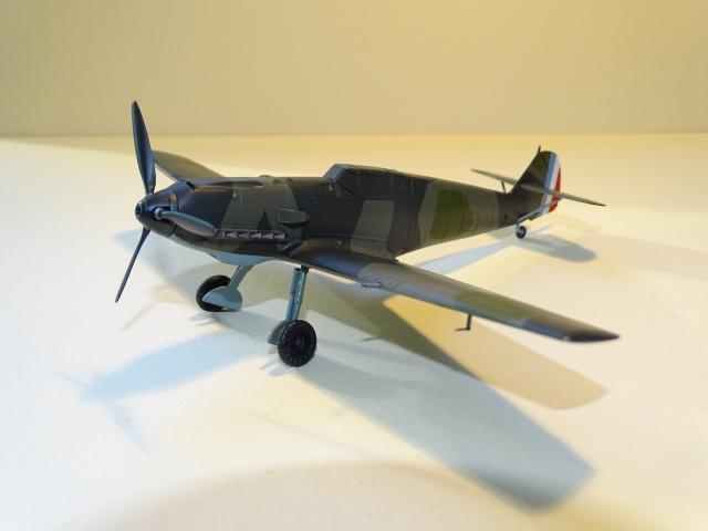 Bf 109 E3 WNr 1304 du JG 76 capturé le 22/11/1939 [Tamiya 1/72]  (Terminé) 411496DSC03713
