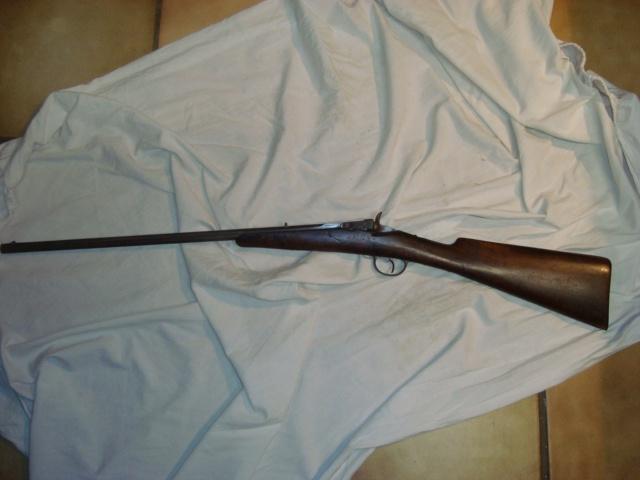 Fusil 9 mm système Warnant 411525DSC07007