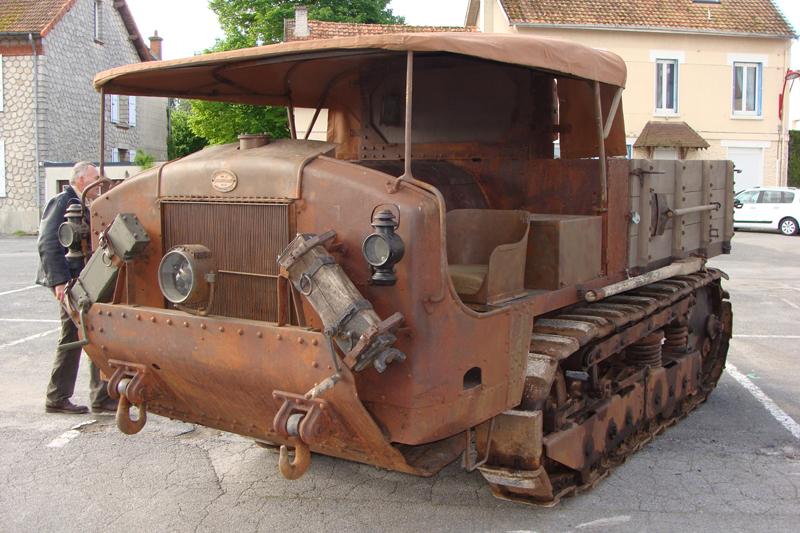Berry-au-Bac, commémoration officielle du centenaire du premier combat de blindés français 411942DSC06780