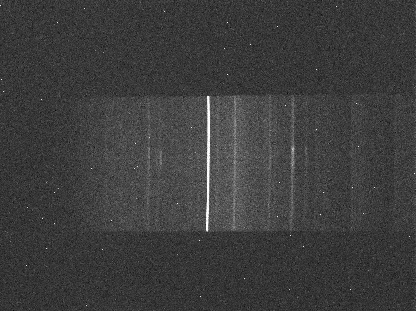 Confirmation de nébuleuses planétaires candidates au Pic 412524brute