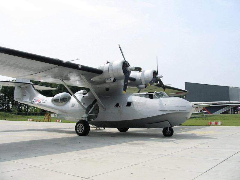 CONSOLIDATED PBY CATALINA  412910Catalinanerlandais