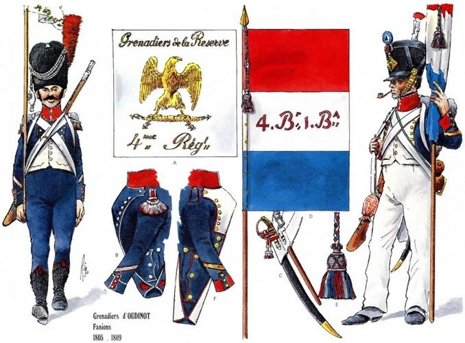 7ème régiment d infanterie légère - 1812 - Petite surprise ! 414131GrenadiersdOudinot1