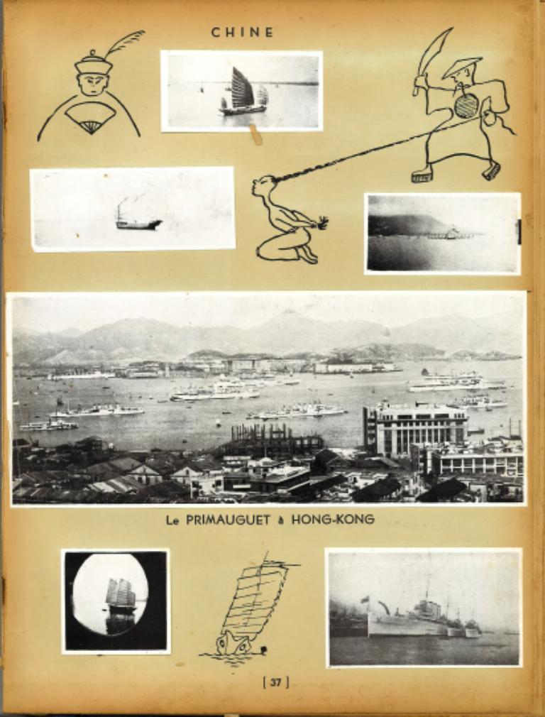 PRIMAUGUET (CROISEUR) - Page 2 4147781338