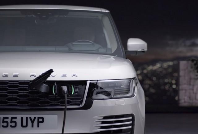 Le Nouveau Range Rover intègre dans sa gamme une motorisation essence hybride rechargeable 414849rrplugin2resize1024x693