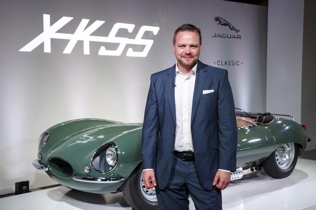 La « Nouvelle Jaguar XKSS D'origine » Dévoilée À Los Angeles  416238xksspetersenmuseum033