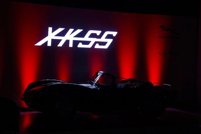La « Nouvelle Jaguar XKSS D'origine » Dévoilée À Los Angeles  416282xksspetersenmuseum022