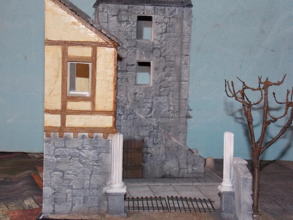 King Tiger à l'entretien Chateau de Chanteloup Aout 44       Projet terminé  - Page 3 416989DSCN5624