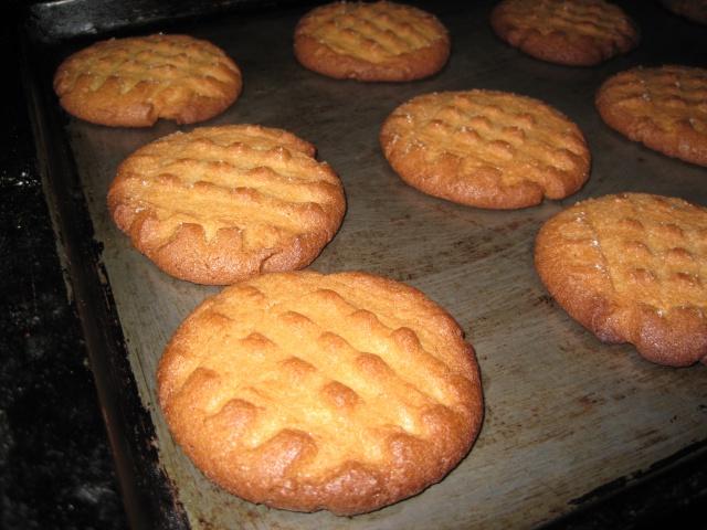 Biscuits au beurre d'arachide 4185498novembre2011001