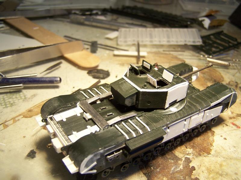Churchill mk3* Normandie 44 4186961005947
