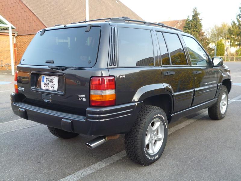Jeep Grand Cherokee 5.9L V8 Limited LX 1997 420015P1020772