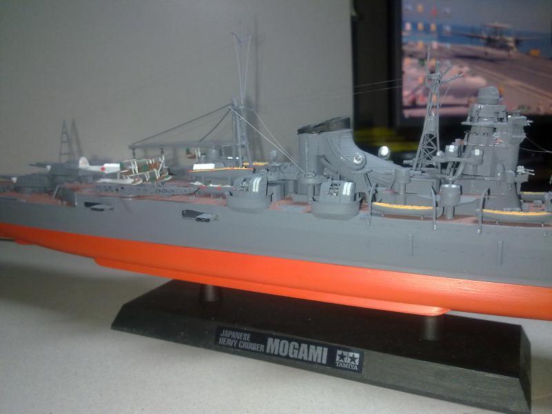 Croiseur lourd Mogami au 1/350 ème TAMIYA 420402190120111123