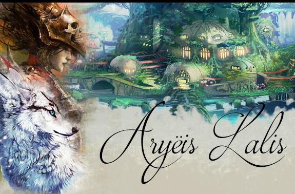 Aryëis Lalis (en cours ) pour de bon cette fois ci. 420907MOI