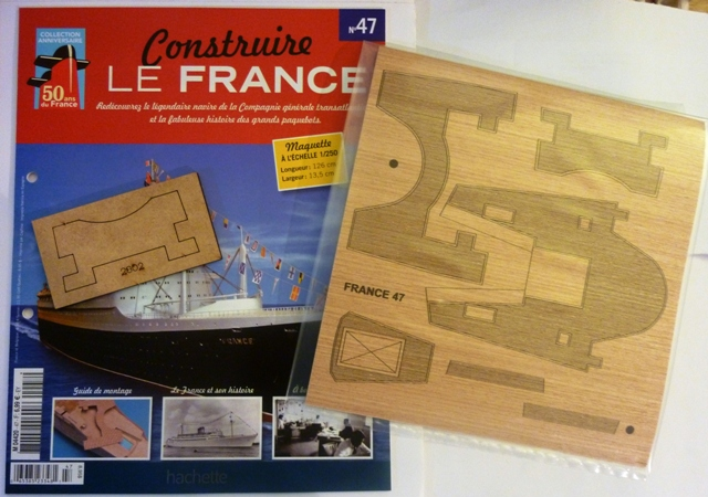 Le france  au 1/250è - hachette-Amati - Page 7 421152Fasc047r