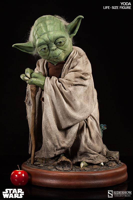 Sideshow Collectibles - Star Wars Yoda Life-Size Figure 422059282