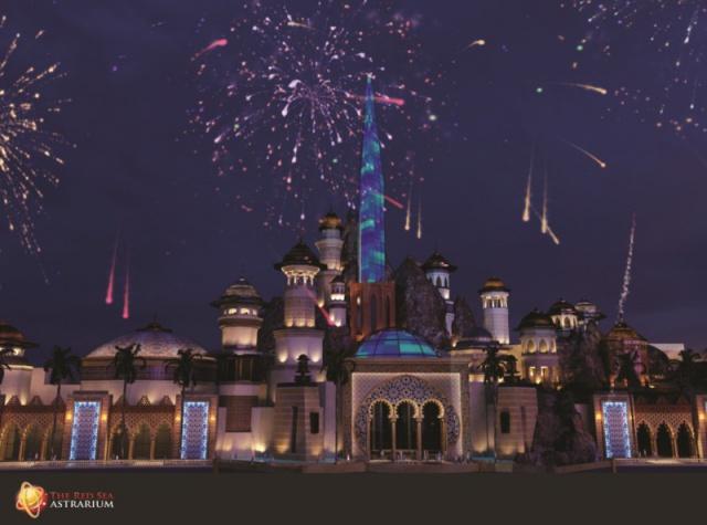 (Jordanie) The Red Sea Astrarium incluant parc d'attractions Paramount (2017) 422367rsa1