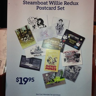 (Disney Consumer Products) Steamboat Willie Redux (2013) 423406swr6