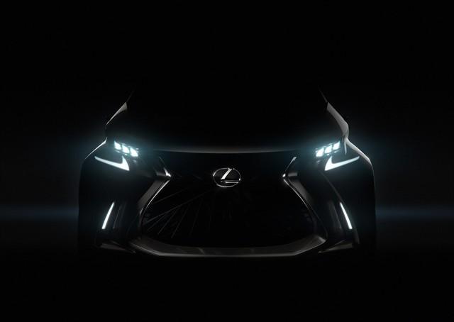 Le Lexus LF-SA Concept Révélé En Première Mondiale 424135LexusLFSA