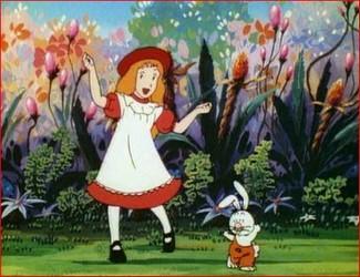 Alice au pays des merveilles  424455a22