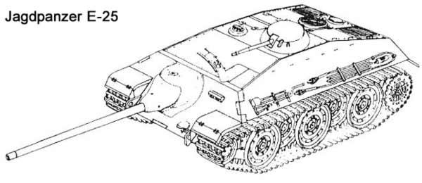 L'armée allemande et les panzers 425154jage25