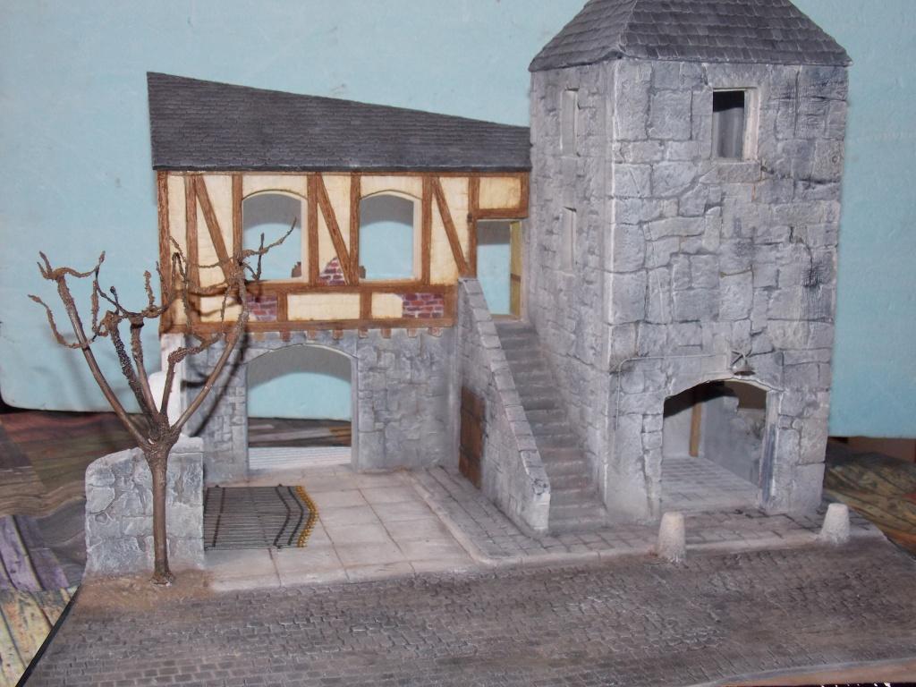 King Tiger à l'entretien Chateau de Chanteloup Aout 44       Projet terminé  - Page 3 425520DSCN5622