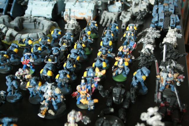 Je me remets à Warhammer (40000)... Et vous ? 425602divers19au23bis