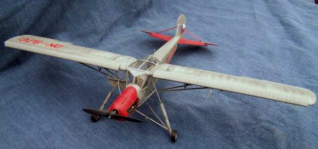 Fiesseler F156 C Storch 1/35 Tristar - Page 2 4260541005384