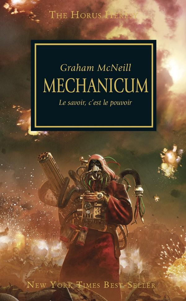 Mechanicum de Graham McNeill. 426291FRmechanicum