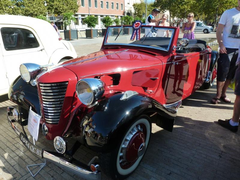 CR : Sortie 13/09/14 pour les 80ans de la Traction Citroen à ALBI (Tarn Retro Auto Club) (pas de MP3) 427245TAV26