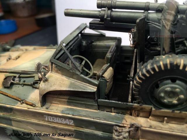 Duck gmc,avec canon de 105mn,a Saipan - Page 3 429423IMG4490