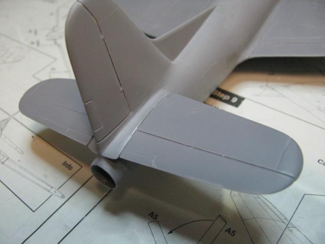 Ryan XF2R-1 Dark Shark Czech Model 1/48.....Terminé! 430118IMG8971